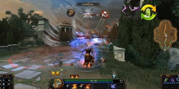 تحميل لعبة الاكشن والقتال الاسطورية سمايت SMITE