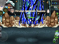 Naruto Senki MOD Sprite : Senja Hikari Sprite Terbaru
