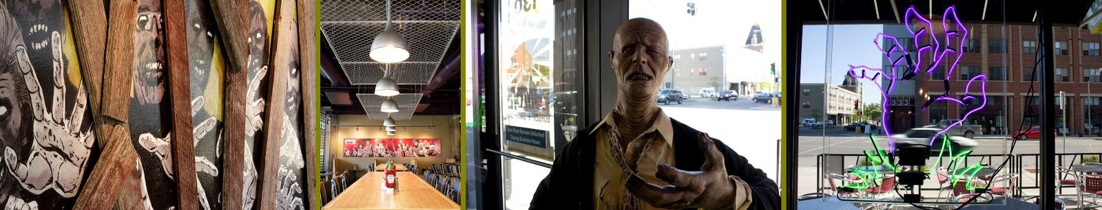 Zombie Burger Locale