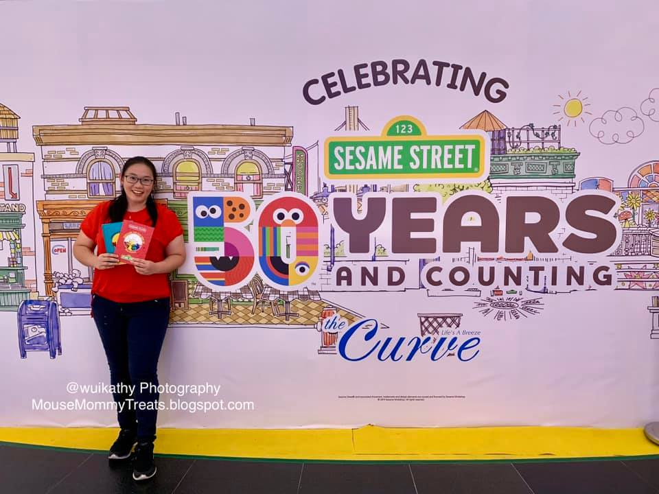 Sesame Street Celebrates 50 Years With The Curve This School
