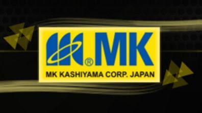 MK Kashiyama Merek Spare Part Mobil untuk Rem Cakram, Rem Tromol dan Kampas Rem Berkualitas Terbaik di Indonesia