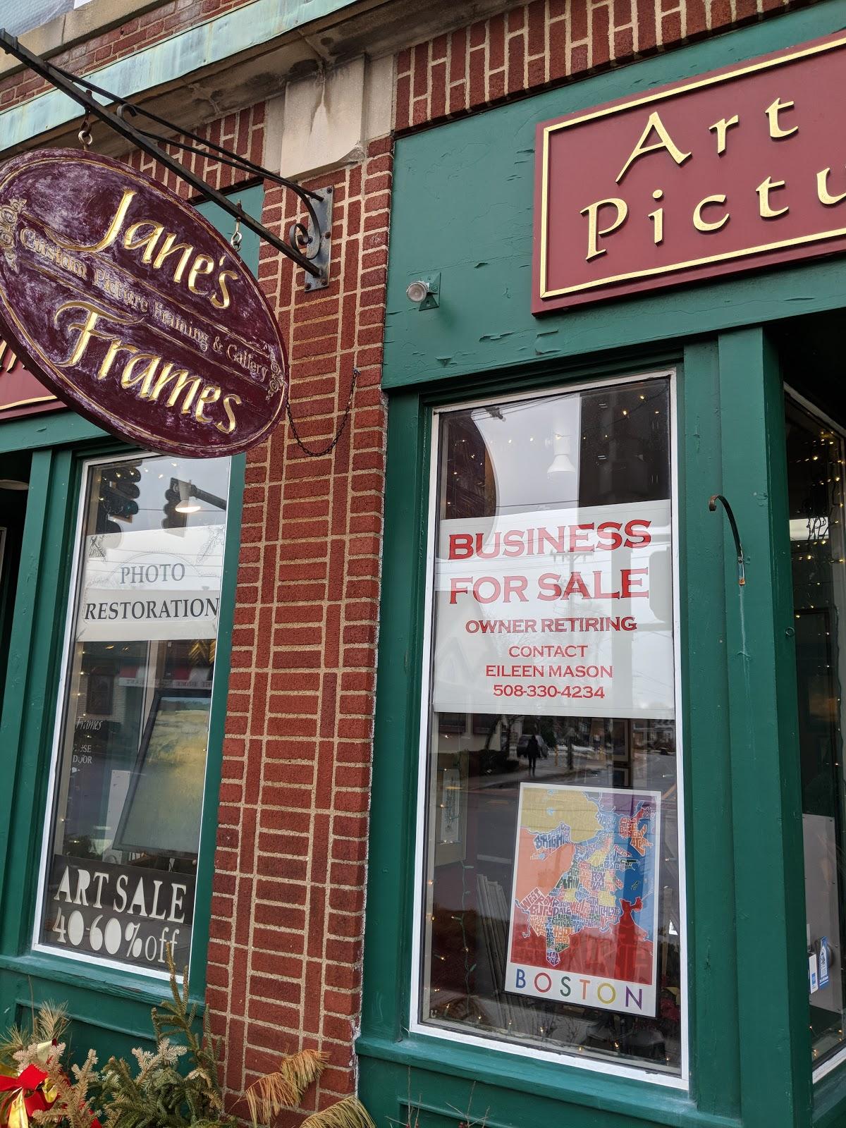 Massachusetts Business For Sale
