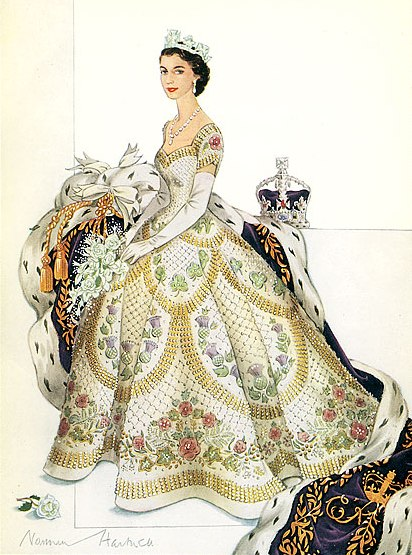 Download Queen Elizabeth Coronation Dress