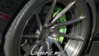 Underground Racing Lamborghini Huracan Wheel Detail
