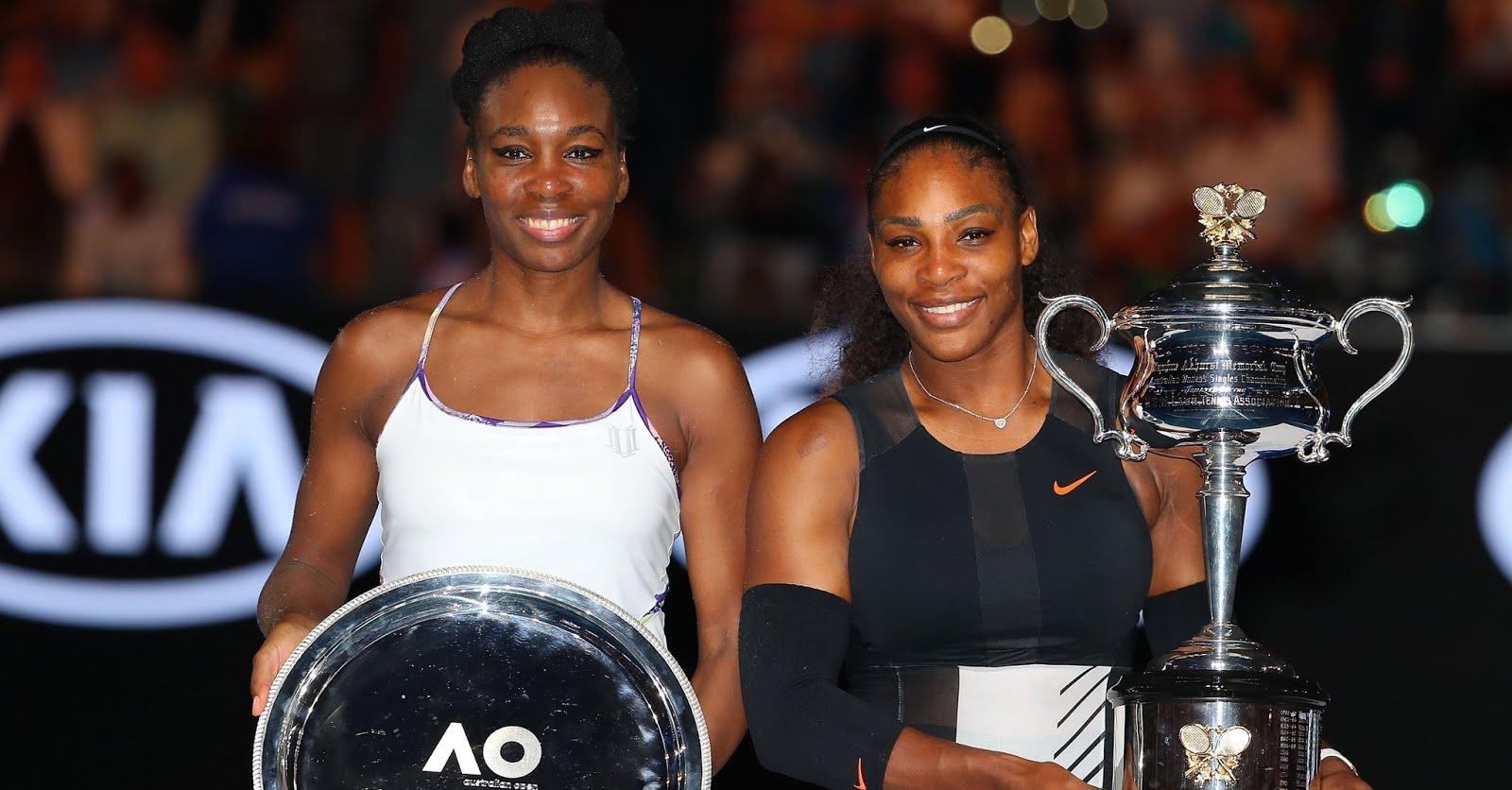 Venus Williams Sends a Post Match Message to Serena Williams After Wimbledon 2017 Loss