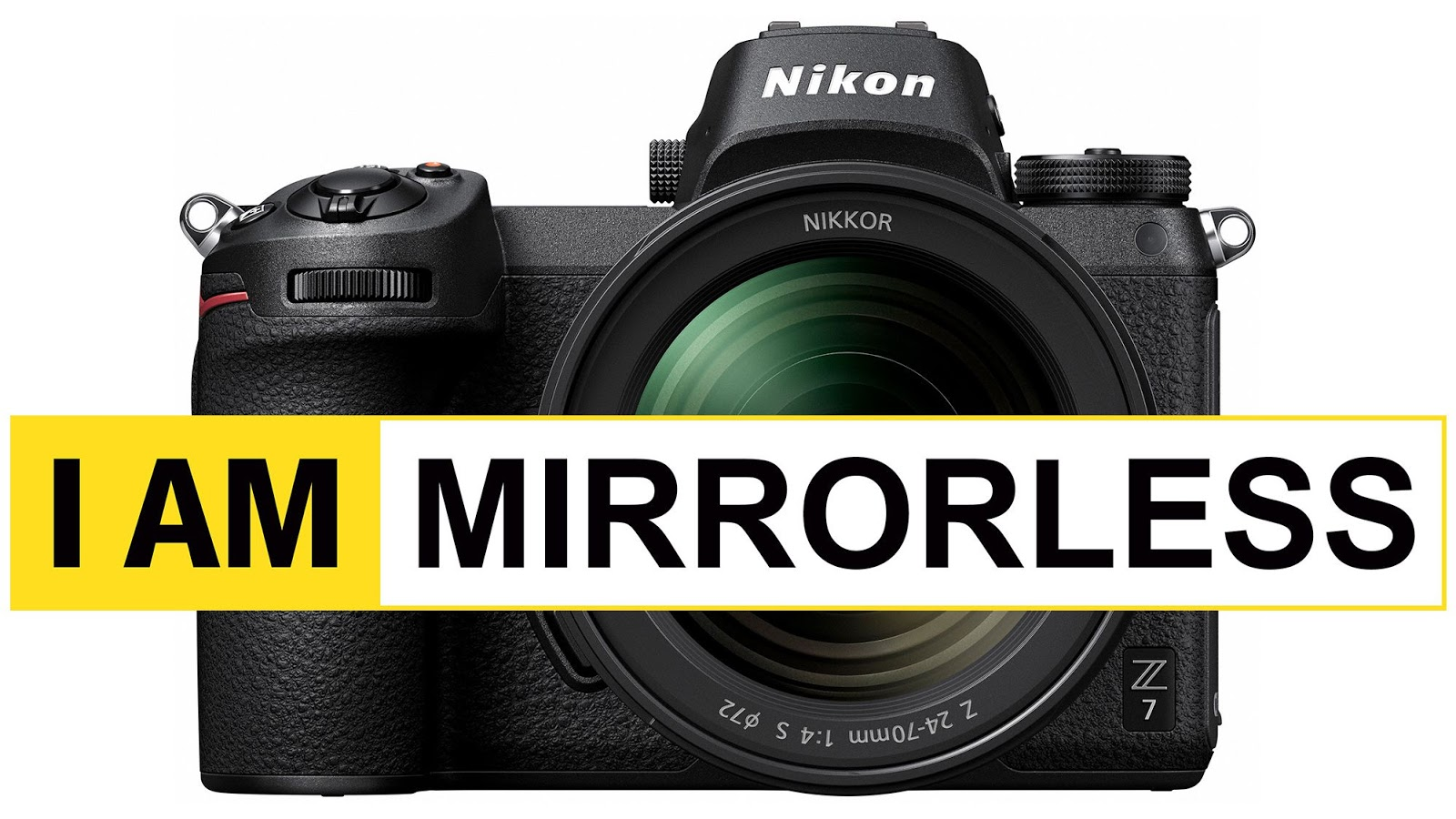 Nikon Launches Z7 and Z6 Mirrorless Cameras