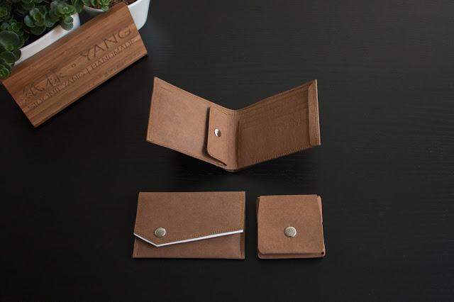 紙樣手創設計 摺紙立體零錢包 SIDONIEYANG-Origami Coin Purse
