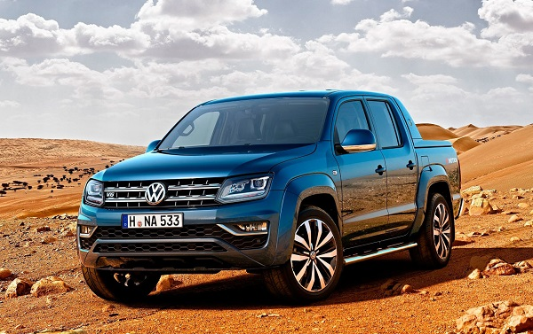 Volkswagen Amarok V6 turbodiésel