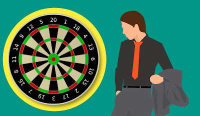 dartboard, games, equipment, target, , aim, bullseye, compete, board, round, darts,man, cartoon, entertainment