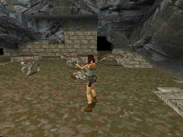 Tomb Raider Psx Rom