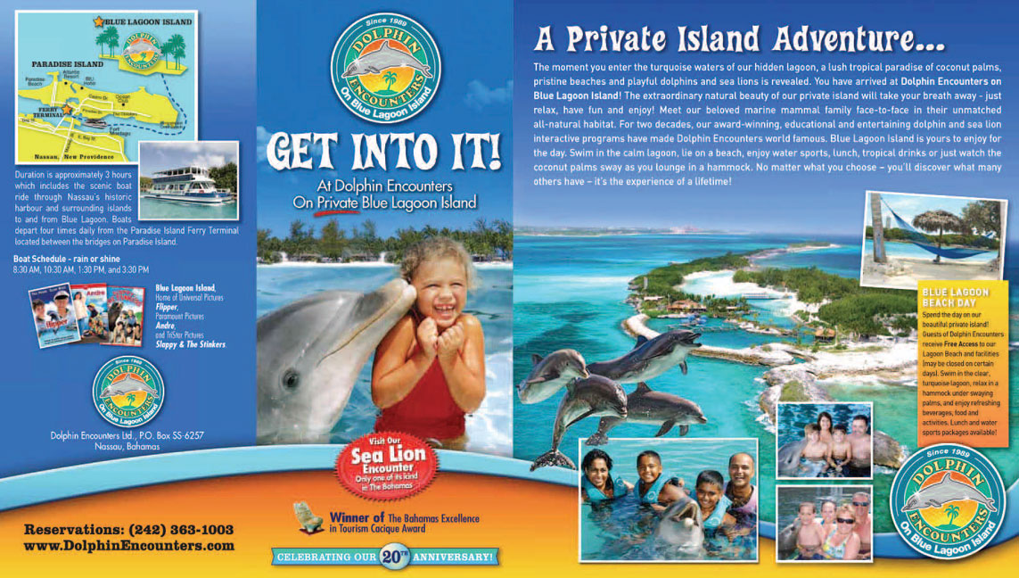 Brochure Samples Pics: Brochure Nassau Bahamas