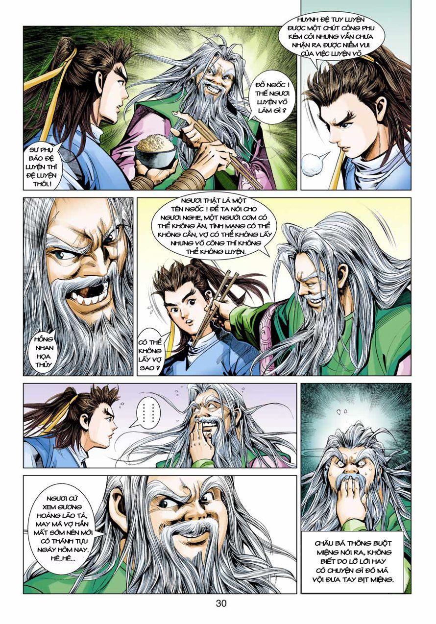 Anh Hùng Xạ Điêu anh hùng xạ đêu chap 41 trang 29