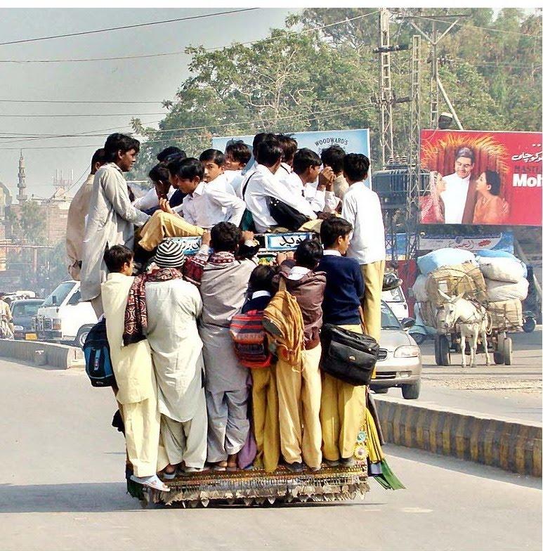 pakistani funny rickshaw pakistan humor students things police road 0ne friendship called six bike friends loading memes