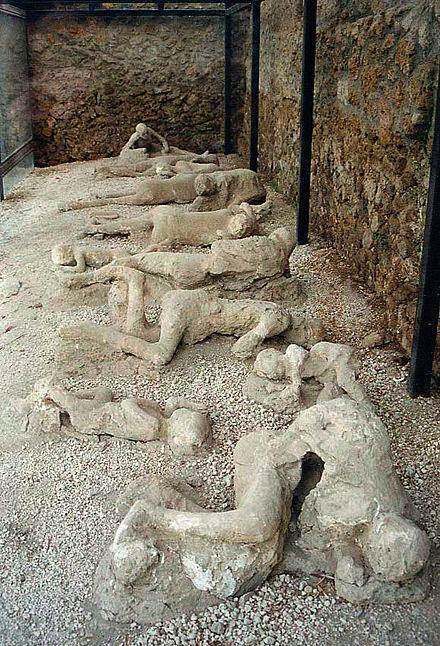 The lost city of Pompeii :: Ancient Roman town-city
