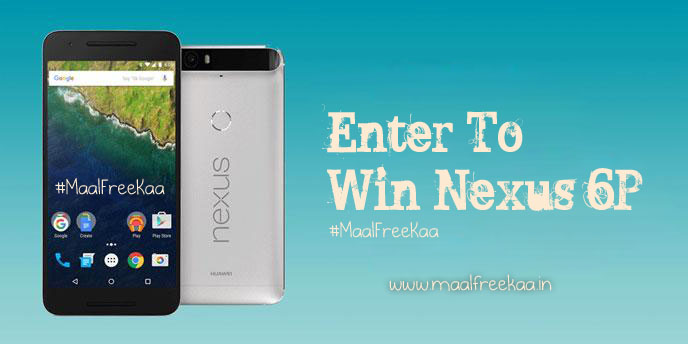 Win Nexus 6P Sunday Free Giveaway - Free Samples   Daily