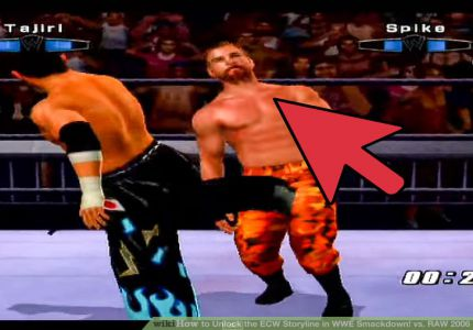 WWE Smackdown Vs Raw PC Game Free Download