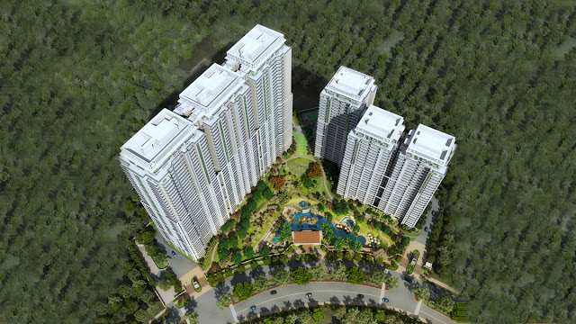 3/4/5 BHK Flats & Penthouse in DLF The Crest, DLF Golf Course Road