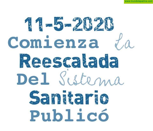 El próximo lunes 11 se retoman las consultas en el Hospital General de La Palma