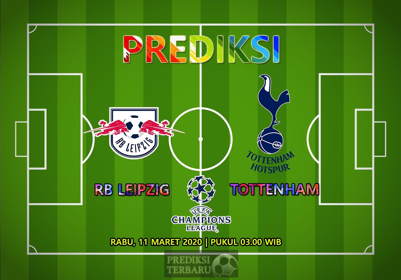 Prediksi RB Leibzig Vs Tottenham Hotspur Rabu 11 Maret
