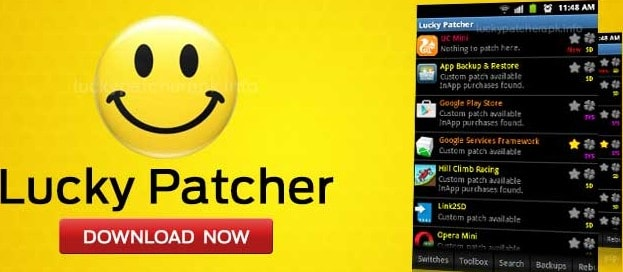 Lucky Patcher app