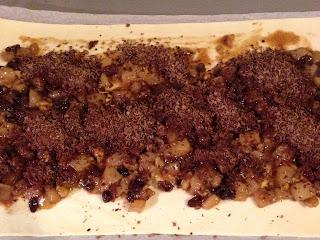 Bollos de pera , preparación 4