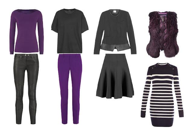 Базовые вещи гардероба в байкерском стиле Project 333