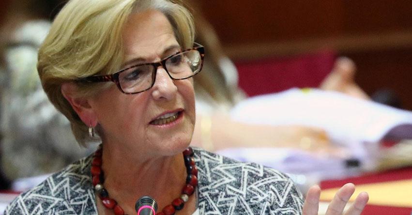 SUSANA VILLARÁN: Exalcaldesa afirmó que Odebrecht y OAS financiaron campaña contra revocatoria