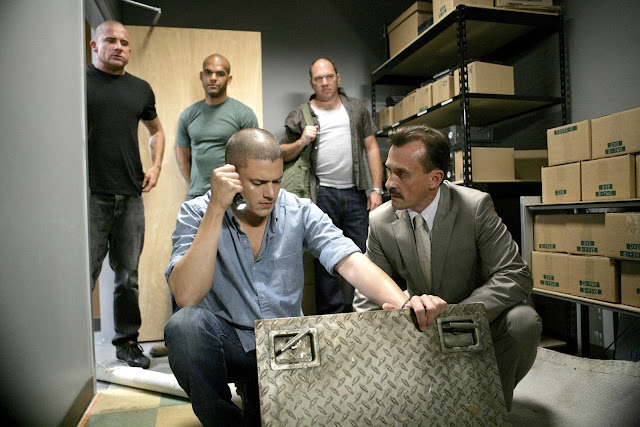 prison break capitulo 5 temporada 3 latino loquendo