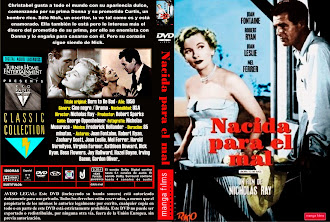 Caratula dvd: Nacida para el mal (1950) (Born to Be Bad)