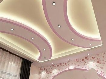 latest gypsum board false ceiling design for living room pop design for hall 2019