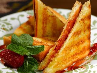 Cara membuat roti bakar dalam bahasa inggris dan artinya