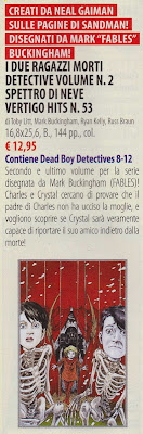 I due ragazzi morti detective #2