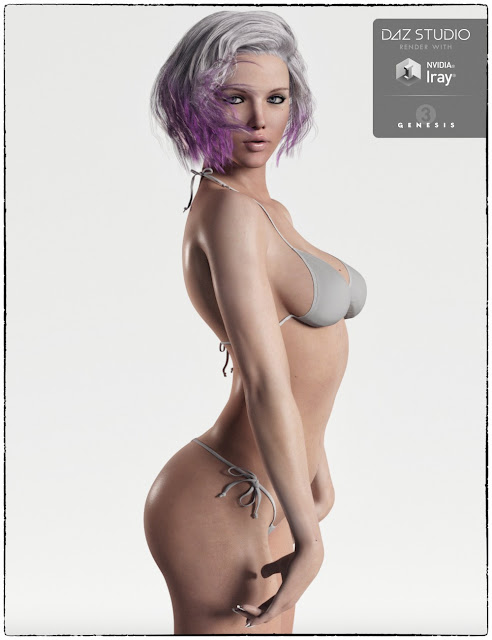 Valentina for Genesis 3 Female
