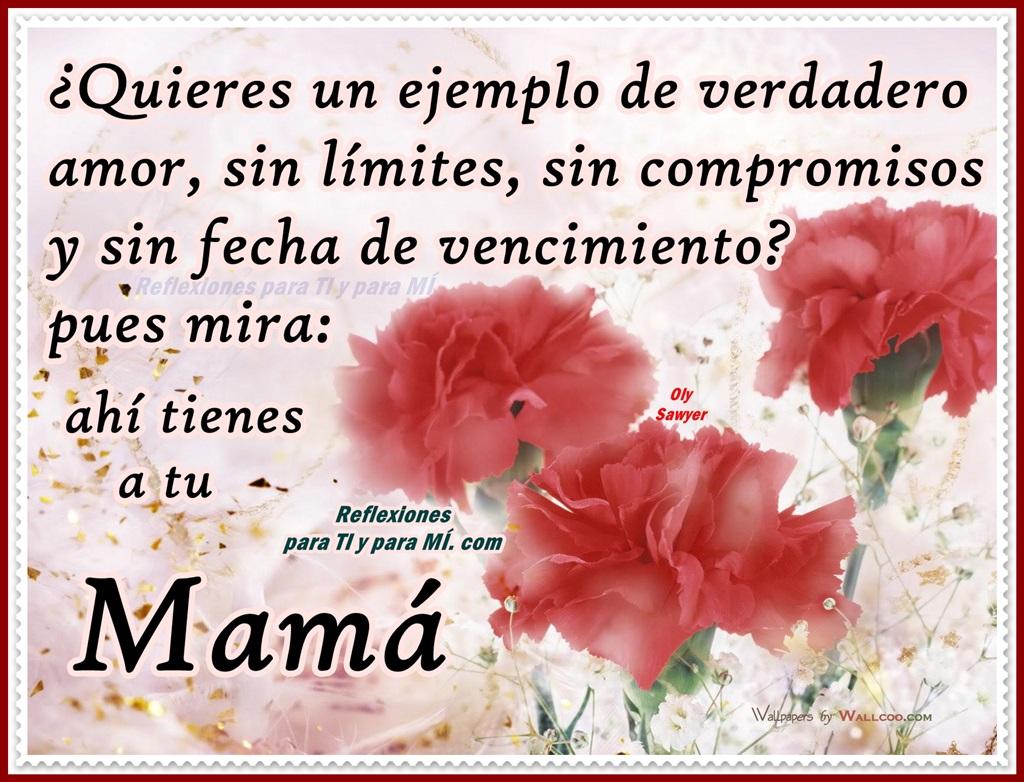 Bonitas Frases Y Tarjetas Para El Dia De La Madre Imagenes Mcm