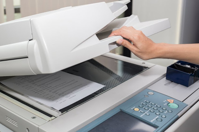 Take a clear photocopy of your address proof and identity proof documents