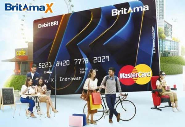 Apakah Kartu Debit BritAma X Bisa Untuk Transaksi Online?