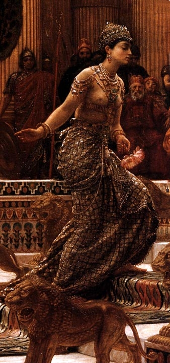 Sir Edward John Poynter 1836-1919 - British Classical painter - Tutt'Art@