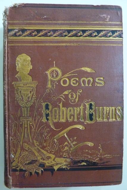 robert burns poetry