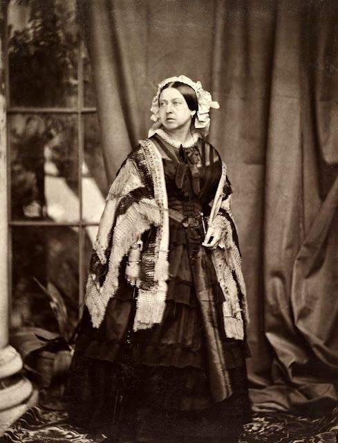 Queen-Victoria