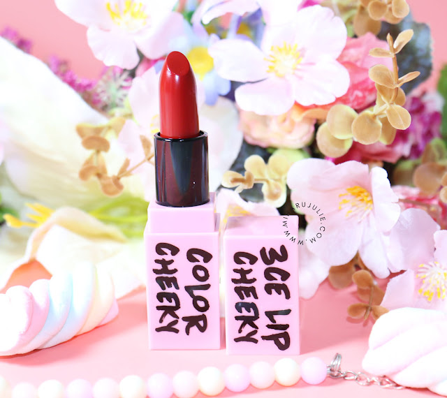 Pink Rumour Dangerous Matte Lip Colour by 3 Concept Eyes