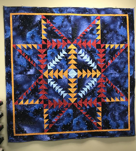 Quilting Land January 2019