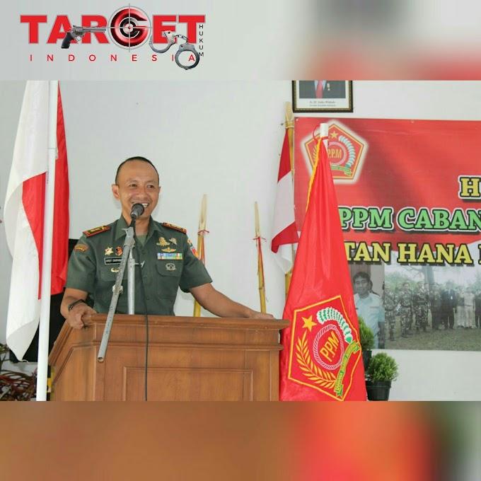 Semangat Pemuda Panca Marga Untuk NKRI Bersama TNI Kepada Bangsa Indonesia
