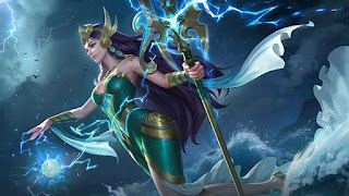 Skill-Skill Hero Kadita (Nyi Roro Kidul) Mobile Legends