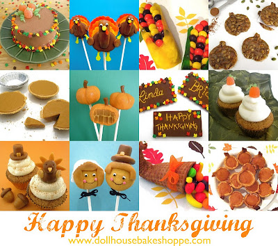 The Cupcake Activist Thanksgiving Recipes and Tutorials from