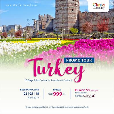 Tour Turki Promo 2018