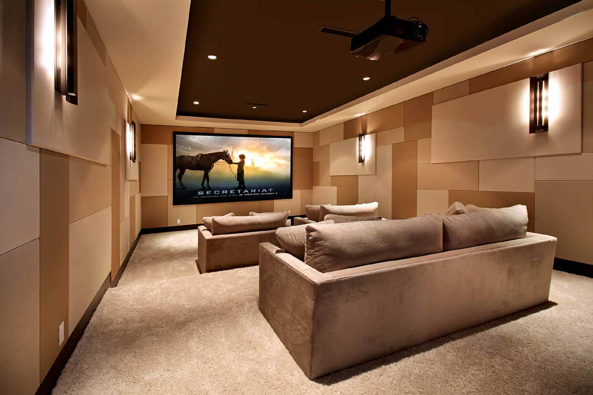home theater room design. Top 25 home theater room decor ideas and designs