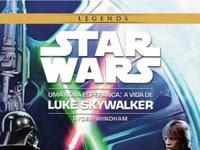 Resenha Star Wars - A vida de Luke Skywalker -  Ryder Windham