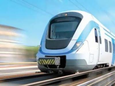 سامي أبوزيد, وزير الإسكان لشئون النقل, قطار,