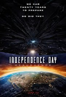 Independence Day: Resurgence (2016) Poster