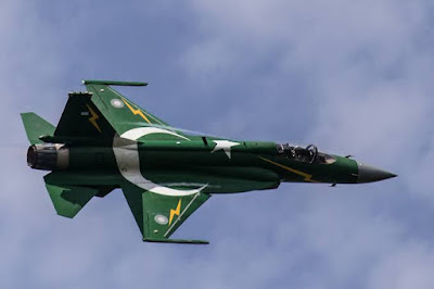 JF-17 Thunder proved its relevance